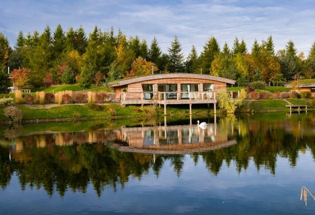Brompton Lakes Lodges