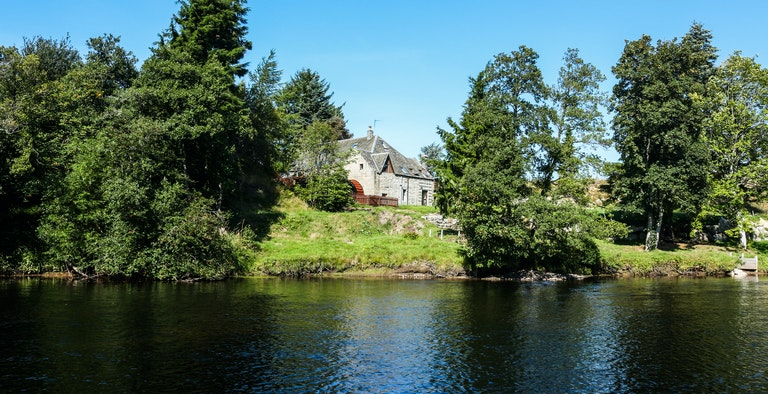 Old Mill on the Spey