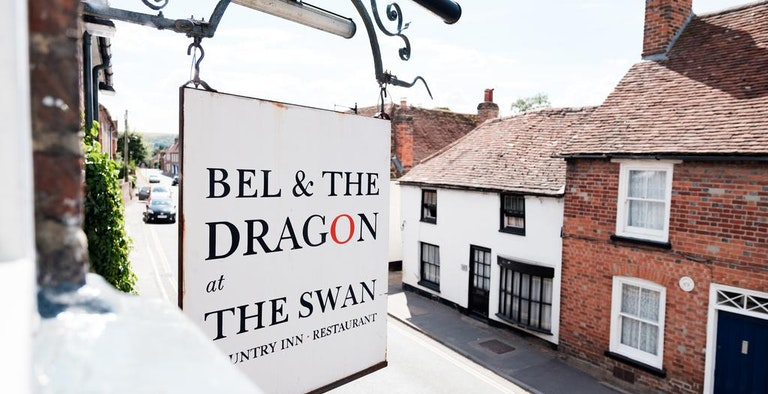 Bel and The Dragon - Kingsclere