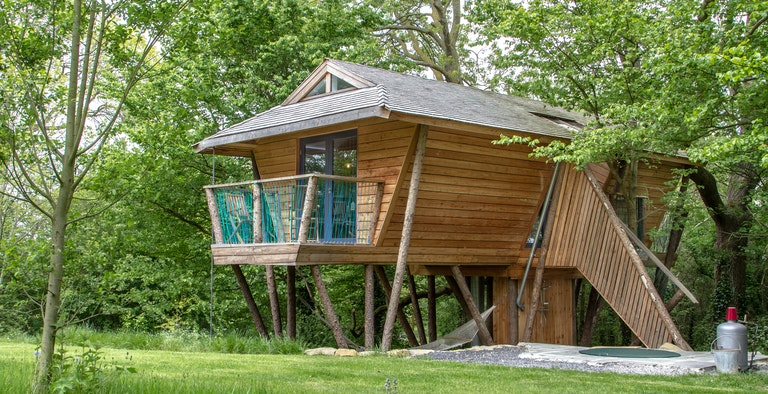 Orchard Rooms Treehouse