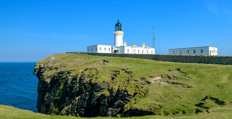 Noss Head Lighthouse Keeper's Cottage