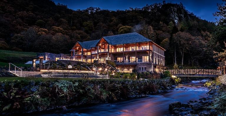 Lodore Falls Spa Suites