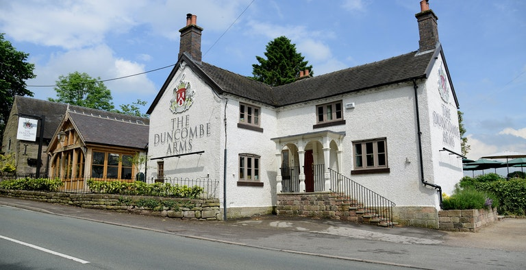 Duncombe Arms Walnut House