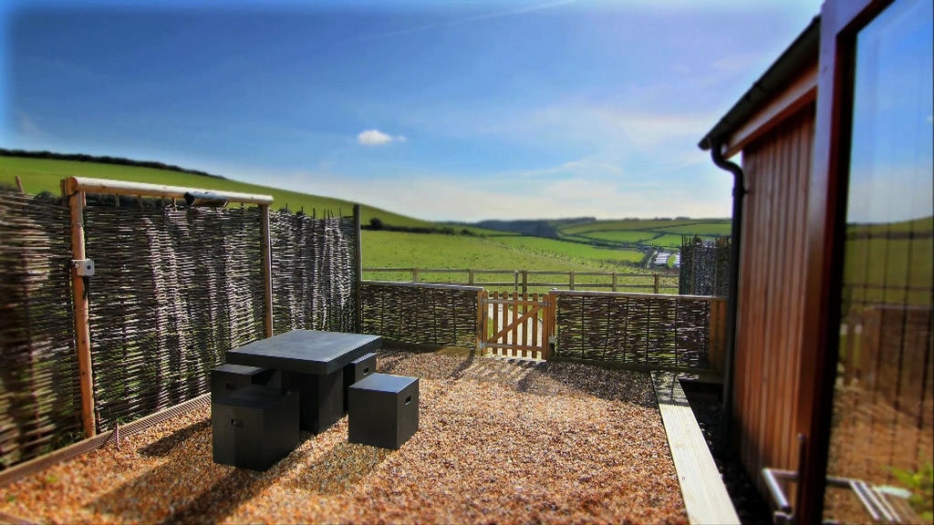 Merlin Farm Holiday Cottages Nr Mawgan Porth Cornwall