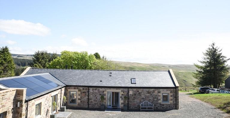 The Old Barn - Kidlandlee