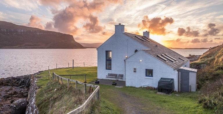 Loch Bay Boathouse