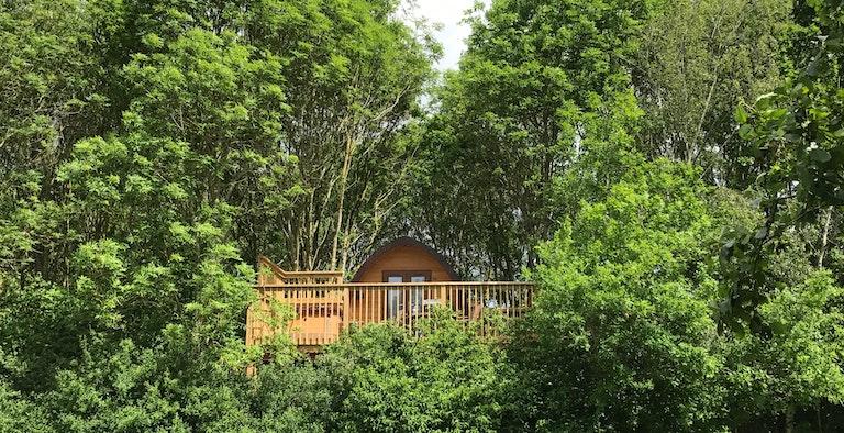 Wootton Park Pods