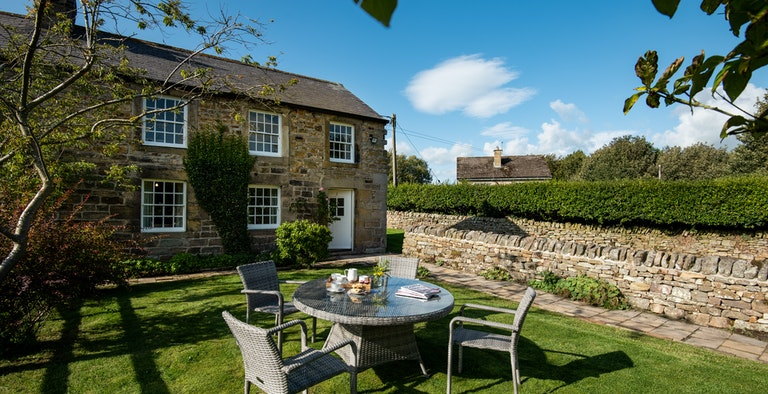 Aydon Castle Cottage