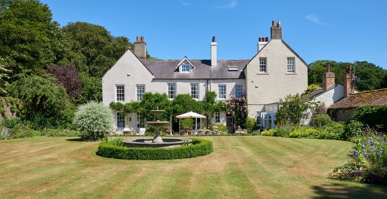 The Manor House - Yorkshire Escapes