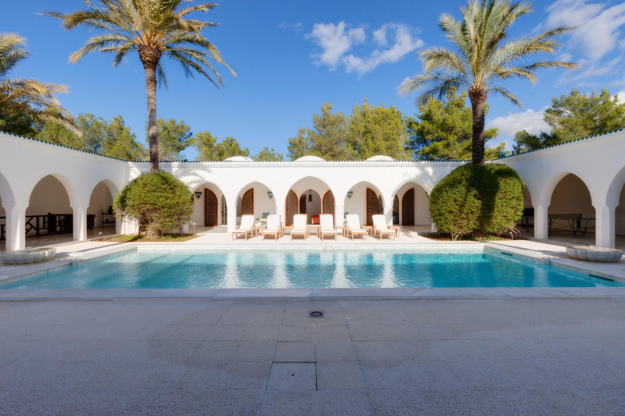 Villa Zebid Cool San Lorenzo Villa Moroccan Style