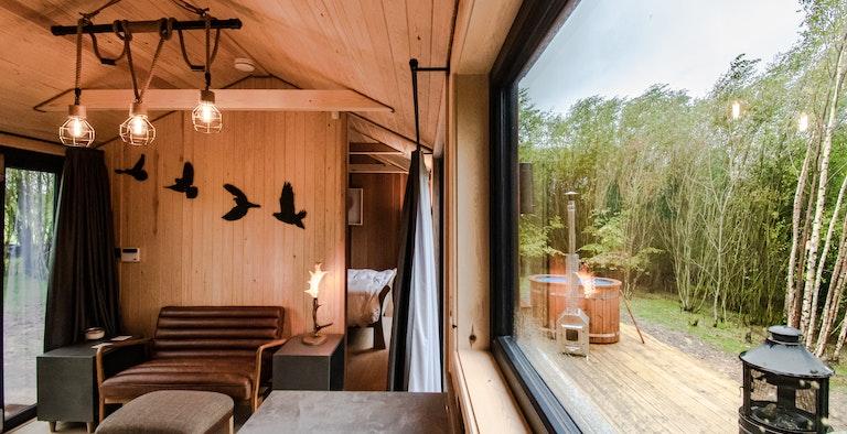 Coddiwomple Cabin