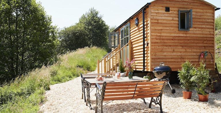 Rowley Estates Shepherds Huts