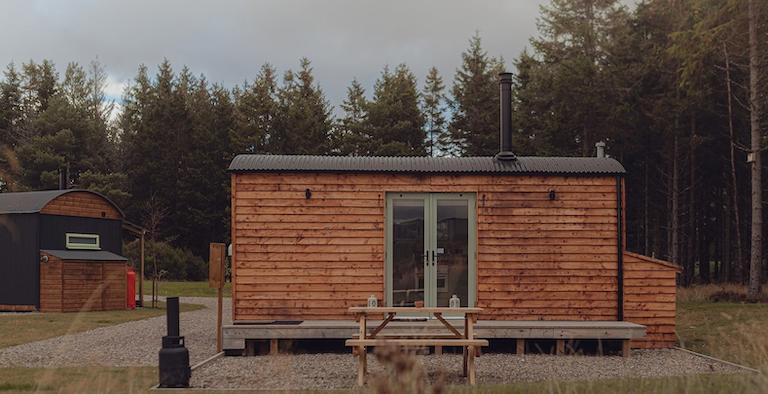 Highland Shepherd Huts