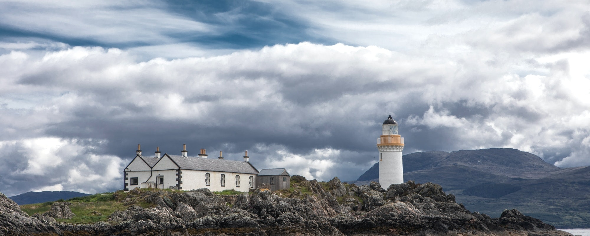 Eilean Sionnach Lighthouse Cottage