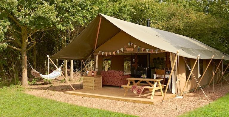 Secret Meadows Lodge Tents