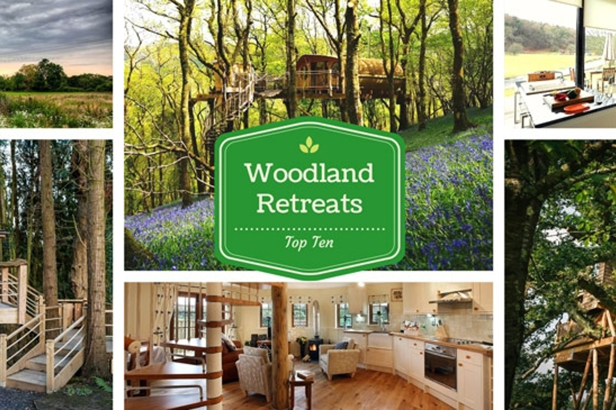 Top 10 Uk Woodland Retreats