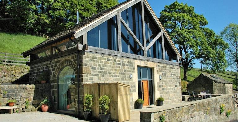 Old Cragg Hall Barn