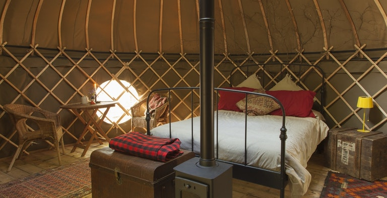 Adhurst Estate Yurts