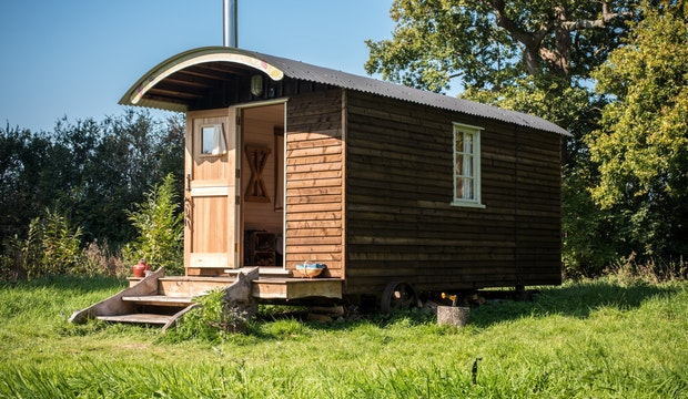 Withywood Shepherds Hut