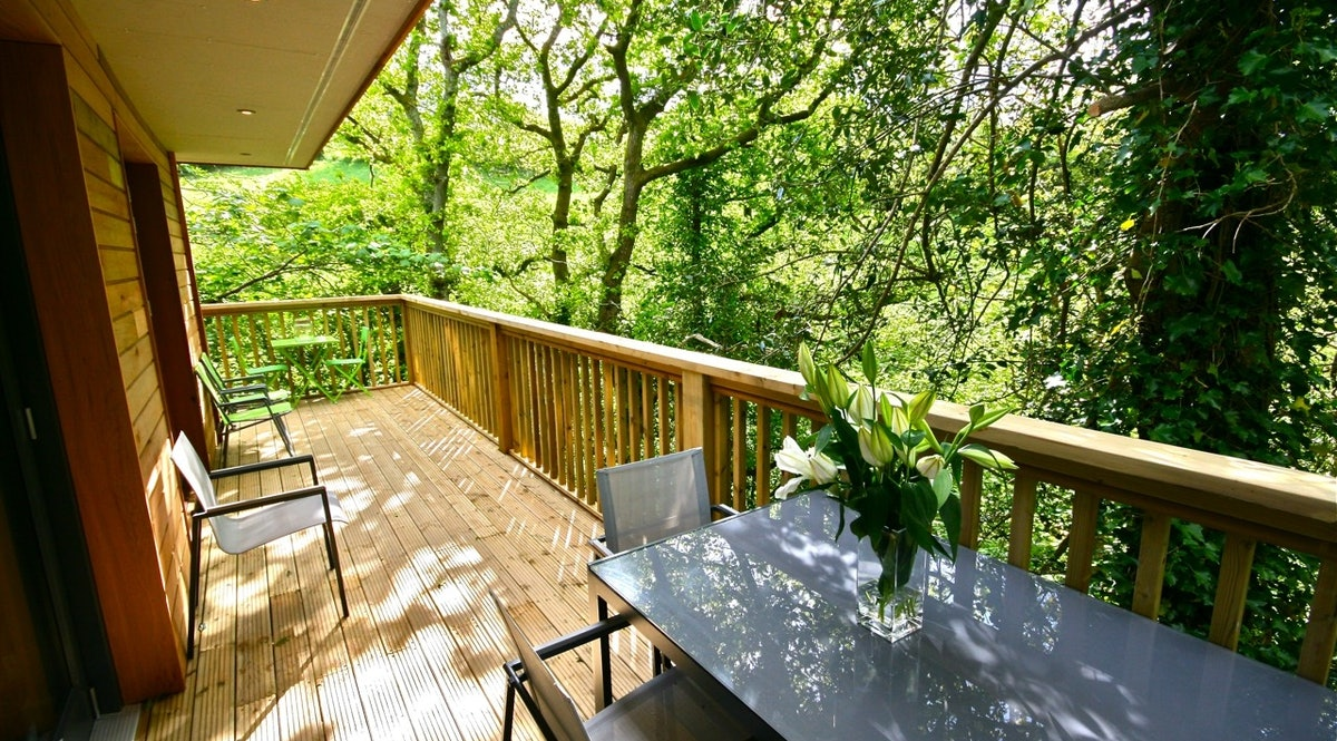 Sunridge Treehouse A Unique Luxurious Experience In