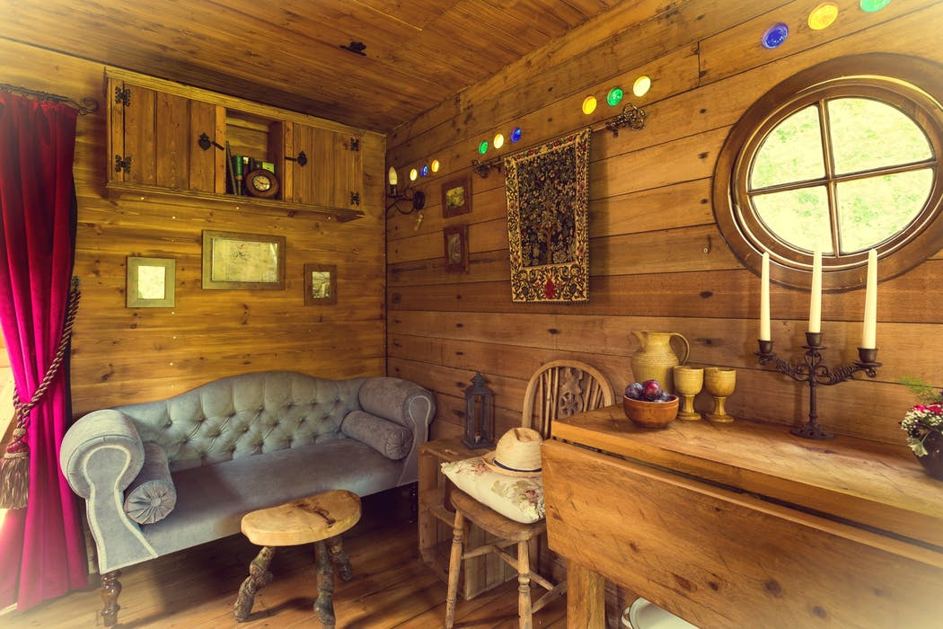 The Hobbit Box Luxury Suffolk Glamping In A Converted