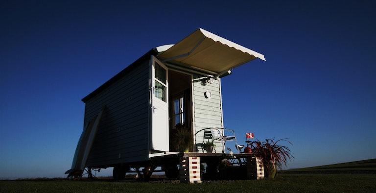 Rhossili Shepherd Huts & Timber Tents