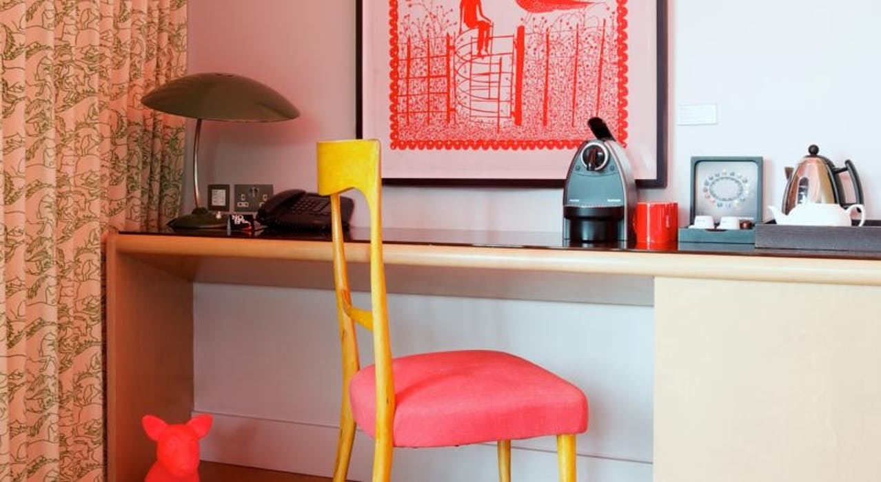 Boutique hotel in the heart of london for Boutique hotels just outside london