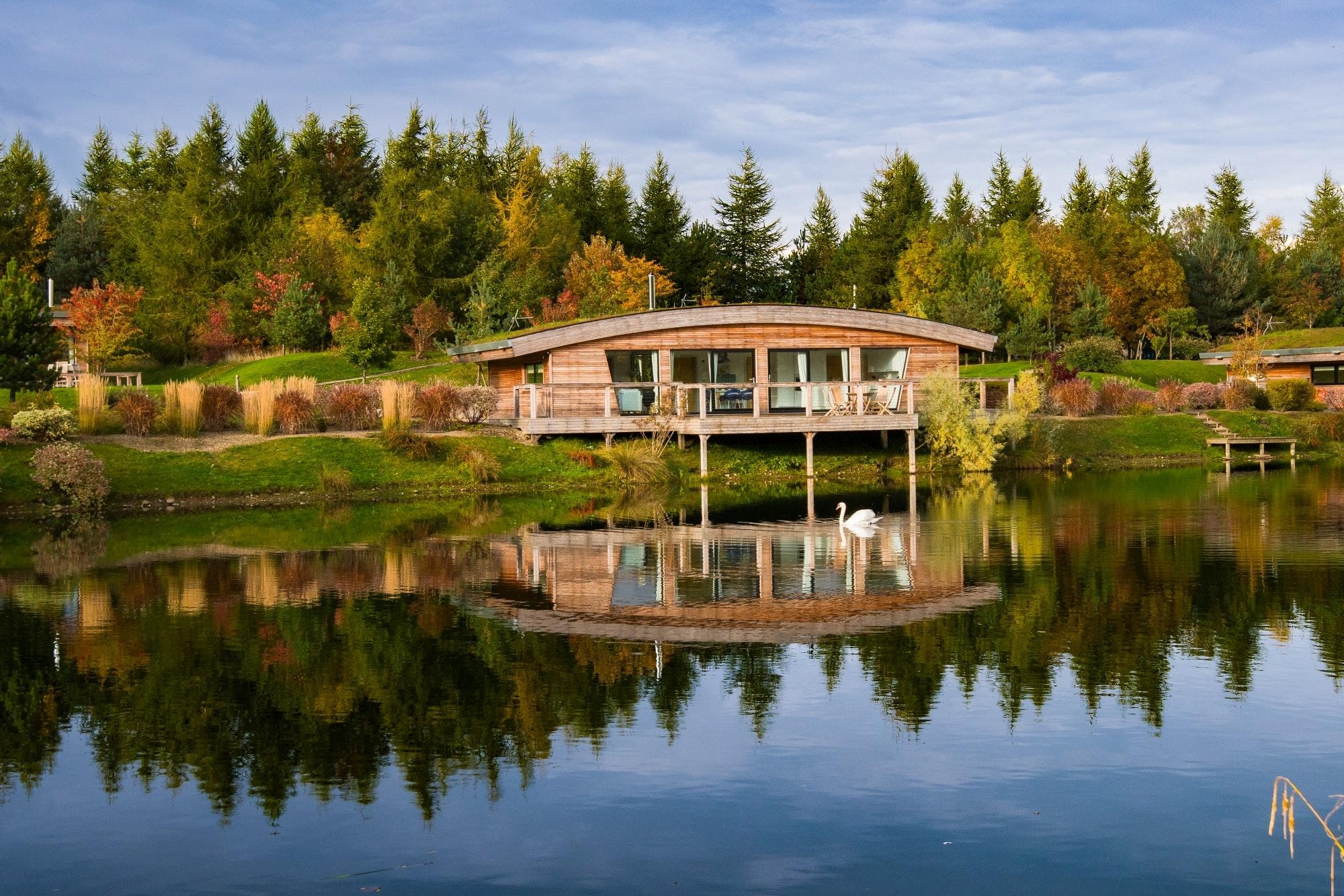 Designer Bathrooms Gallery Brompton Lakes Lodges A Stunning Yorkshire Lakeside Getaway
