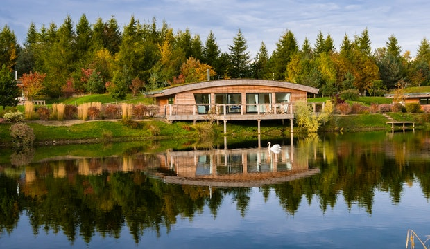 Brompton Lakes Lodges