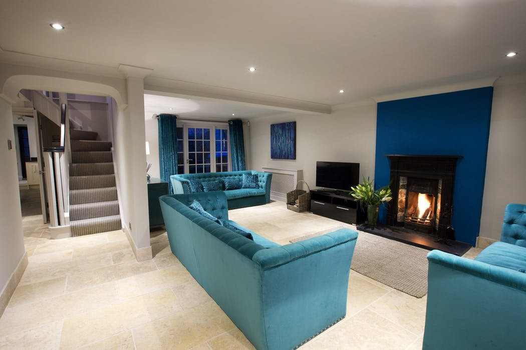 Luxury Georgian House With Hot Tub In North Yorkshire