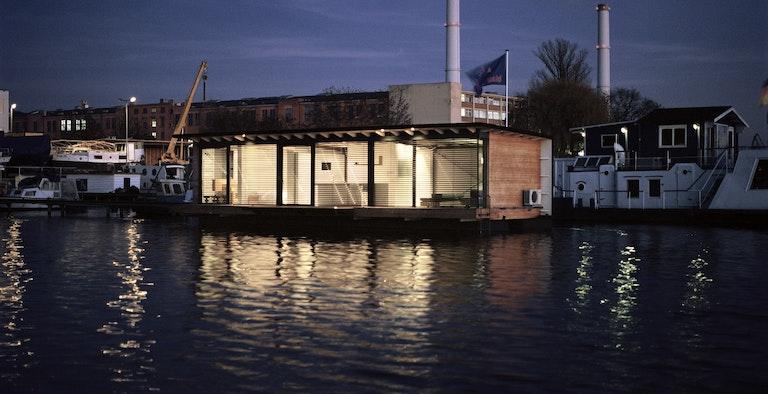 Modern Boat Berlin