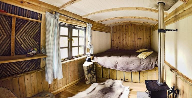 Bodger-Shepherds Hut
