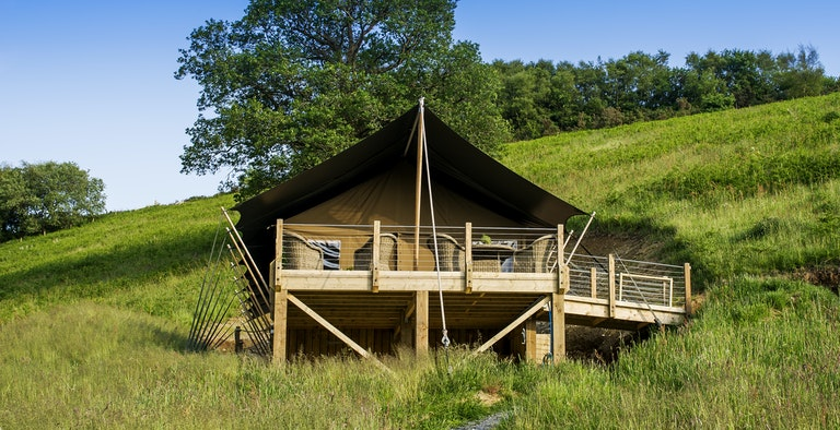 Longlands Glamping