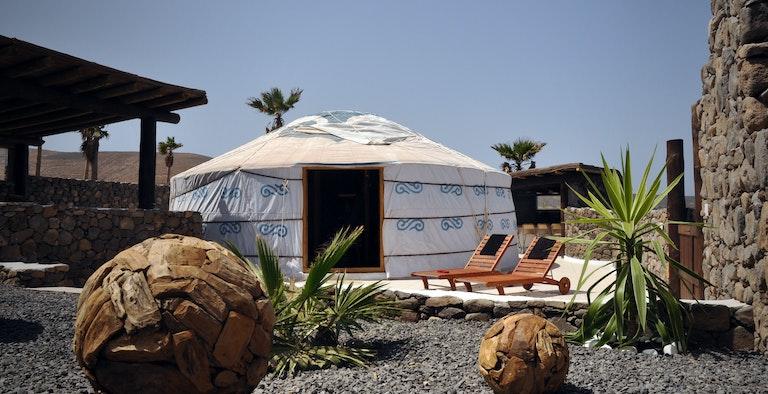 Lanzarote Eco Yurts