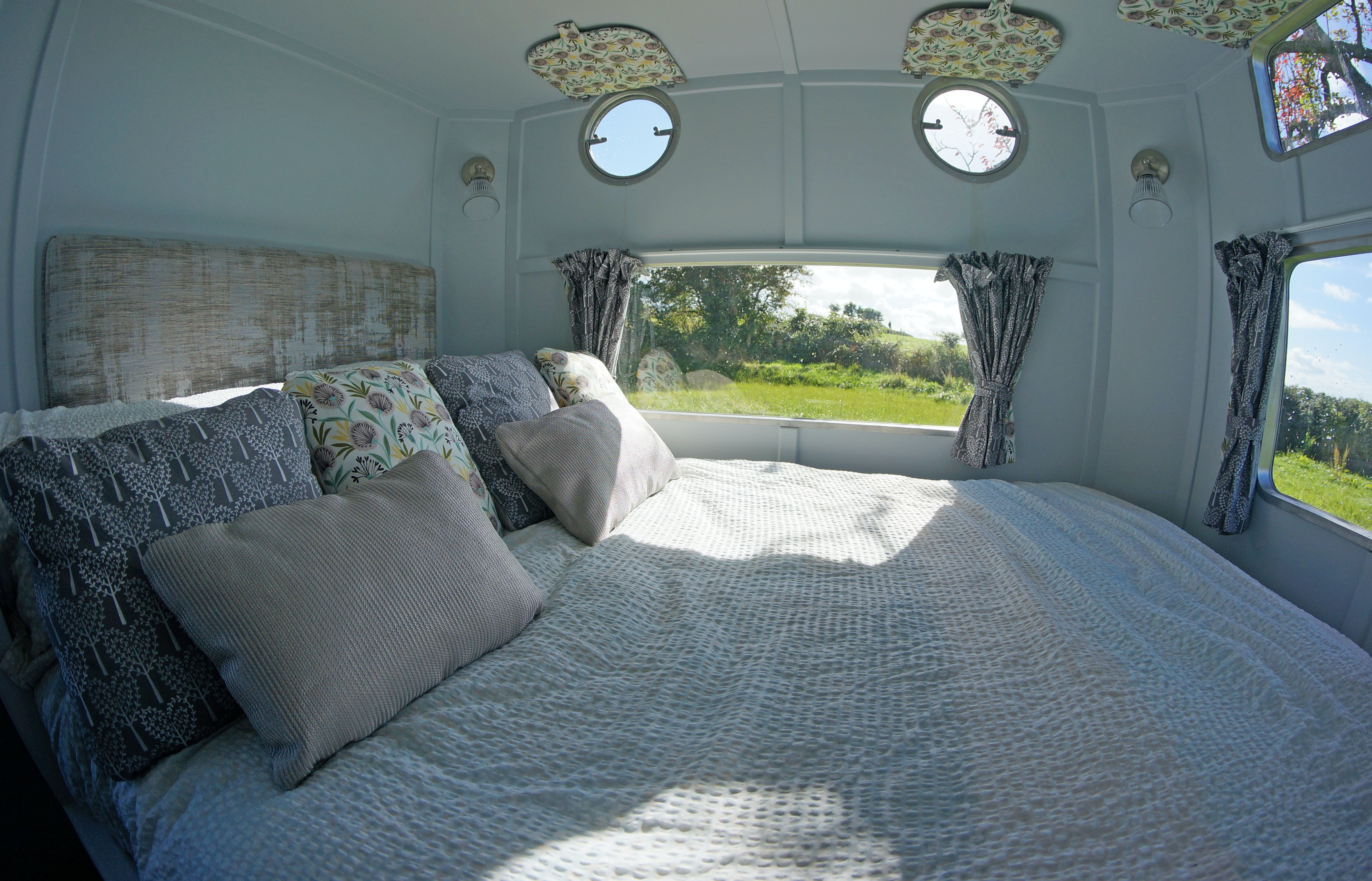 Popular Since Winning, Ali Says The Glamping Orchard Has Seen A Surge Of Twitter Followers And Bookings For Its 1950s The Warwick Knight, One Of The Worlds Rarest Caravans, Which Recently Featured On George Clarkes Amazing Spaces,