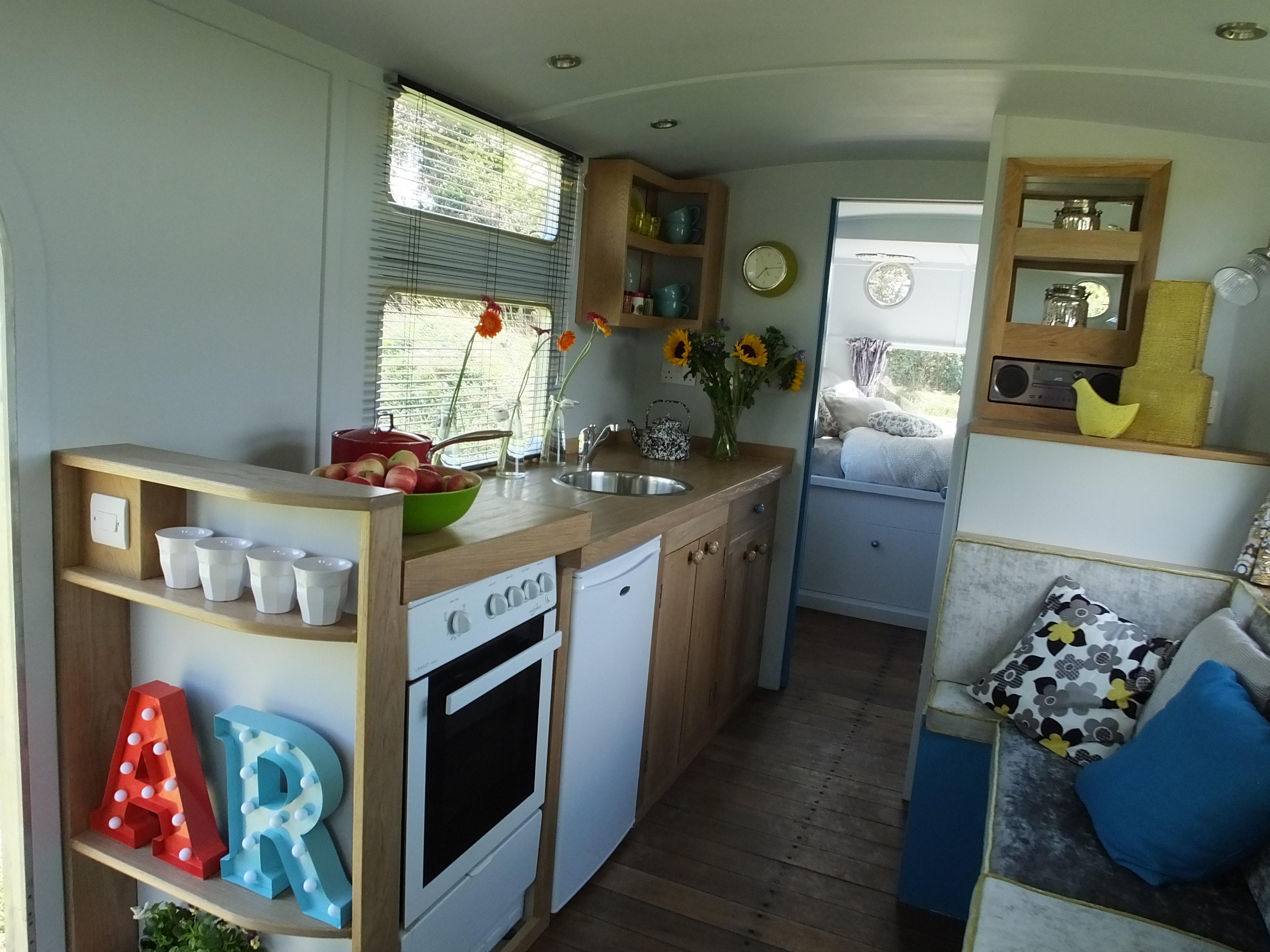 Cool Warwick Knight  Caravan In Gloucestershire  Canopy Amp Stars
