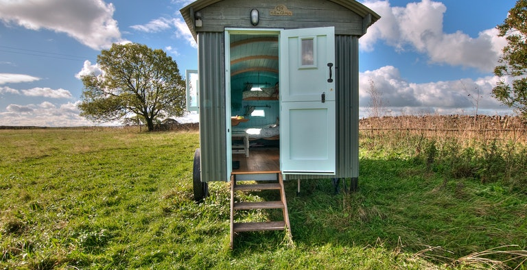 Lowes Farm Shepherds Huts