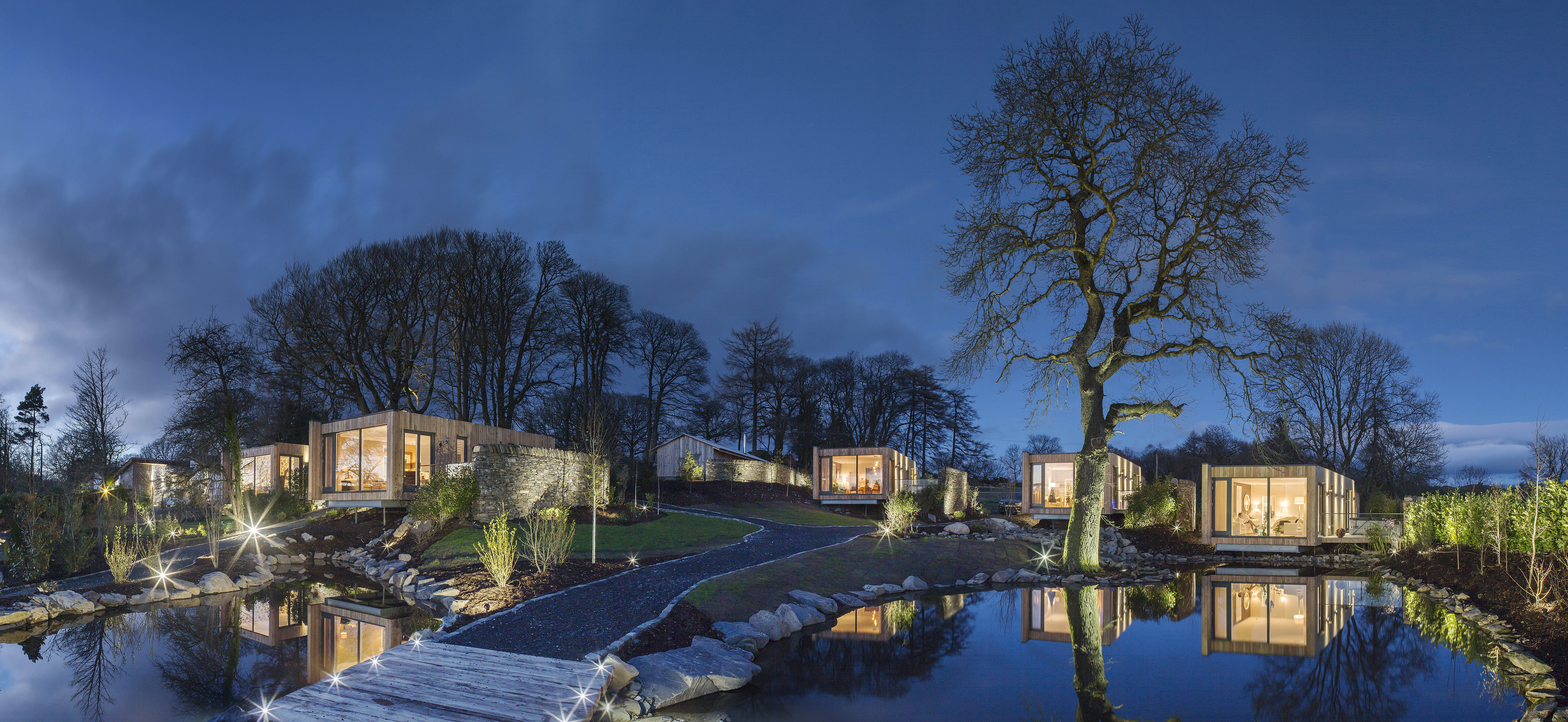 Gilpin Spa Lodges Indulge In Luxury Amp Pampering In The