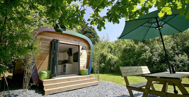 Sunridge Eco-Pod