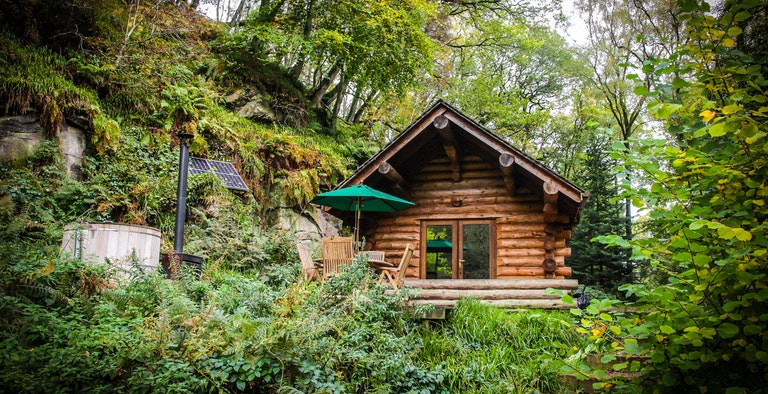 Shank Wood Lodge Cabin