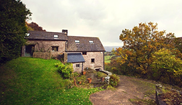 Crickhowell Eco Cottage