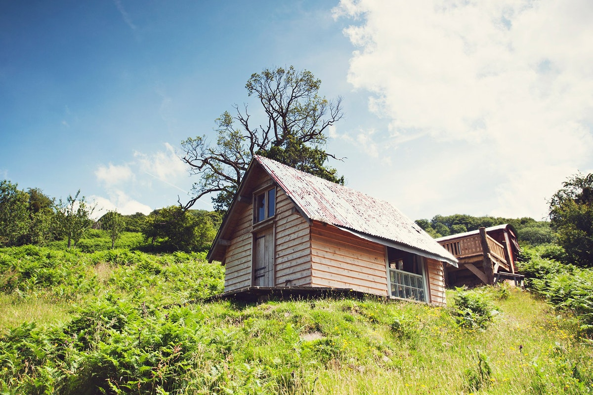 Crickhowell Cabin Cool Cabin That Is So Much More Than