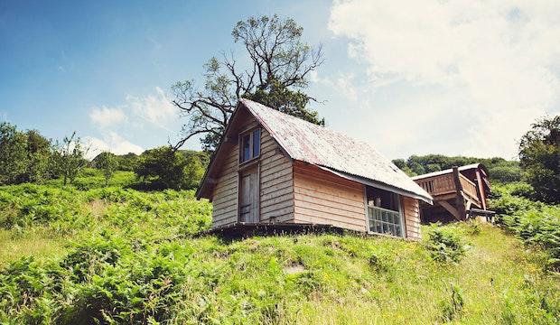 Crickhowell Cabin