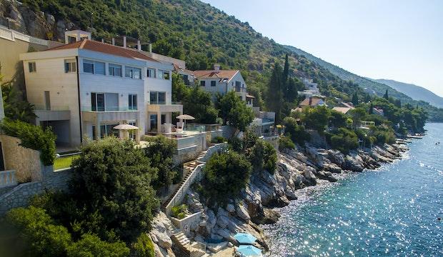 Dubrovnik Waterfront Villa