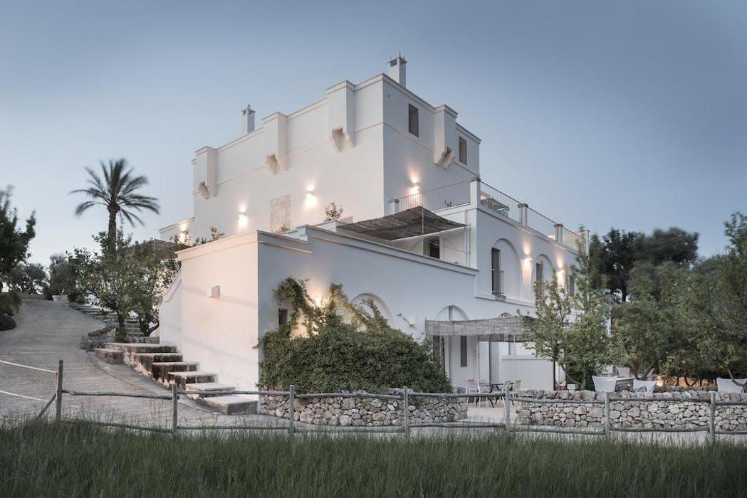 Masseria Alchimia Eco Friendly And Stylish Puglia Hotel