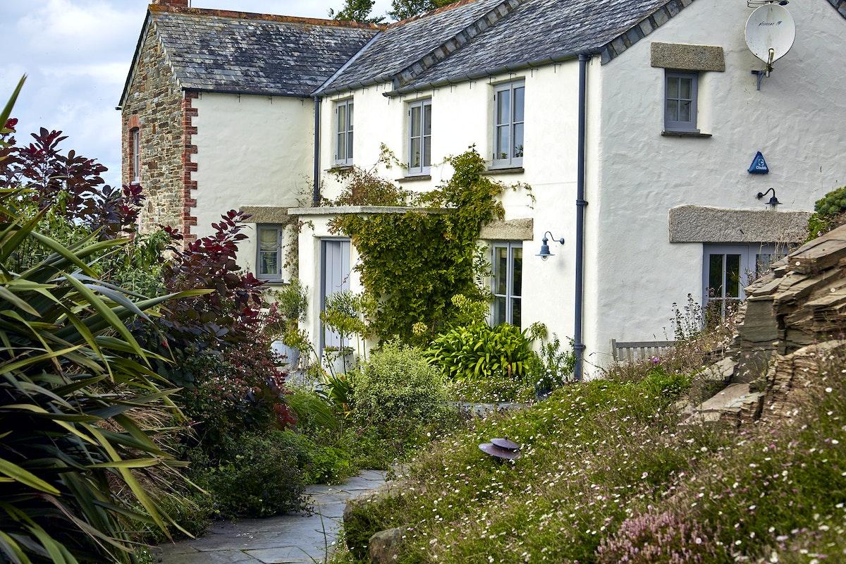 Treverra Cottage A Luxury Cornish Farmhouse Cottage With