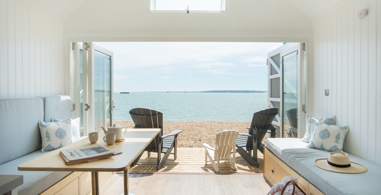 Eco Luxury Beach Huts