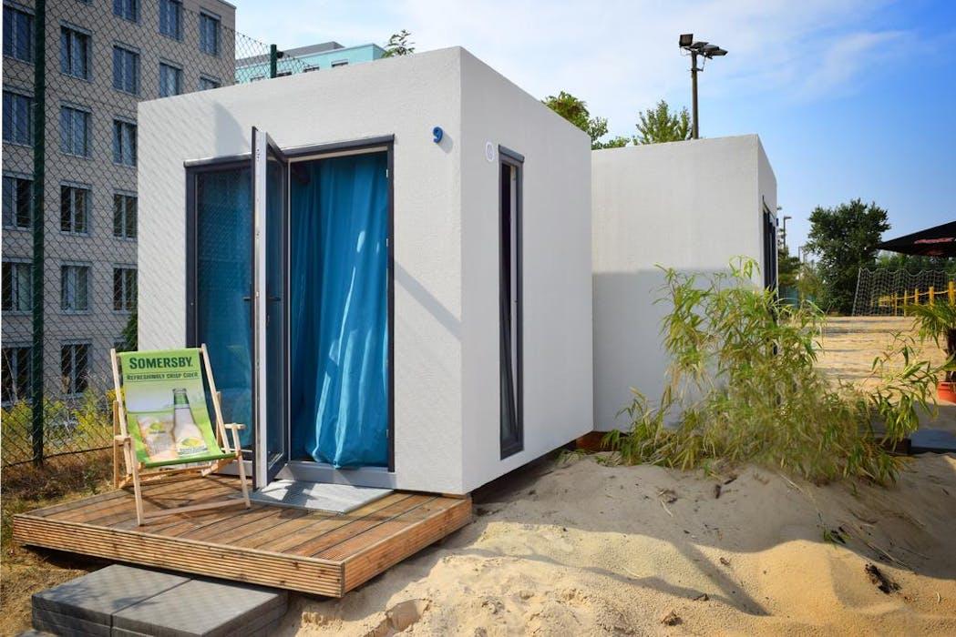Cube Lodges Berlin