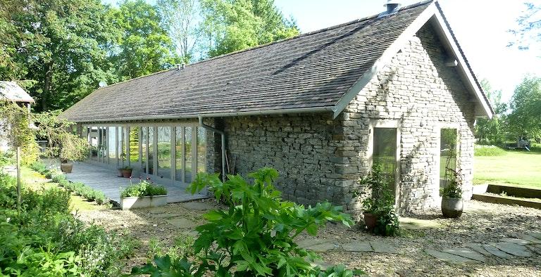 Hales Barn Bucknell