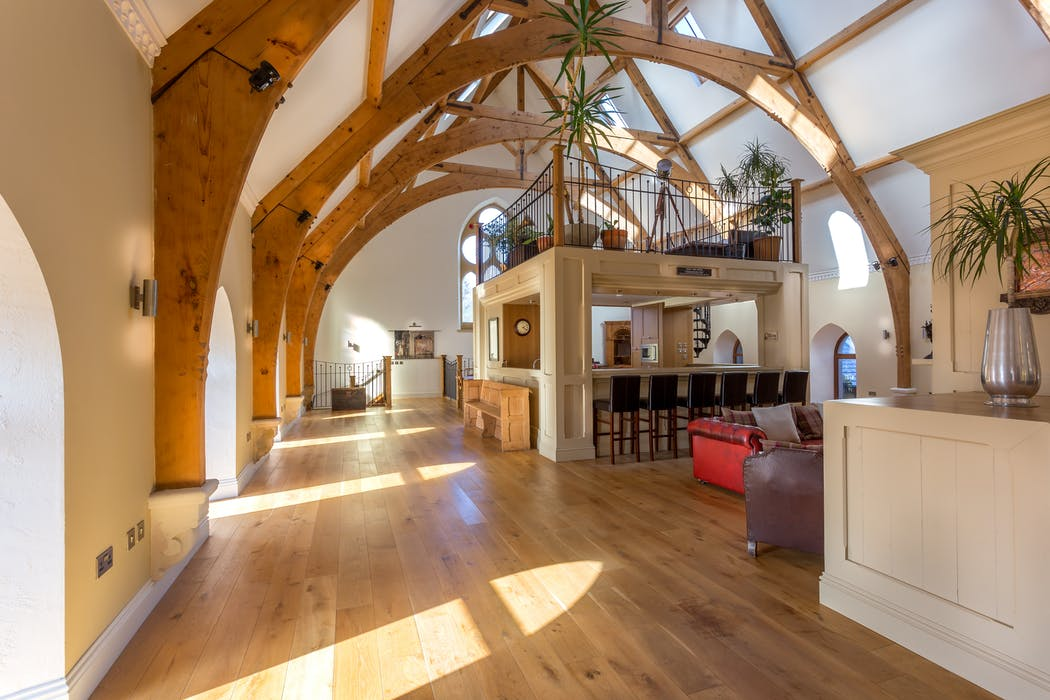 The Old Church Portpatrick A Luxury Converted Church On
